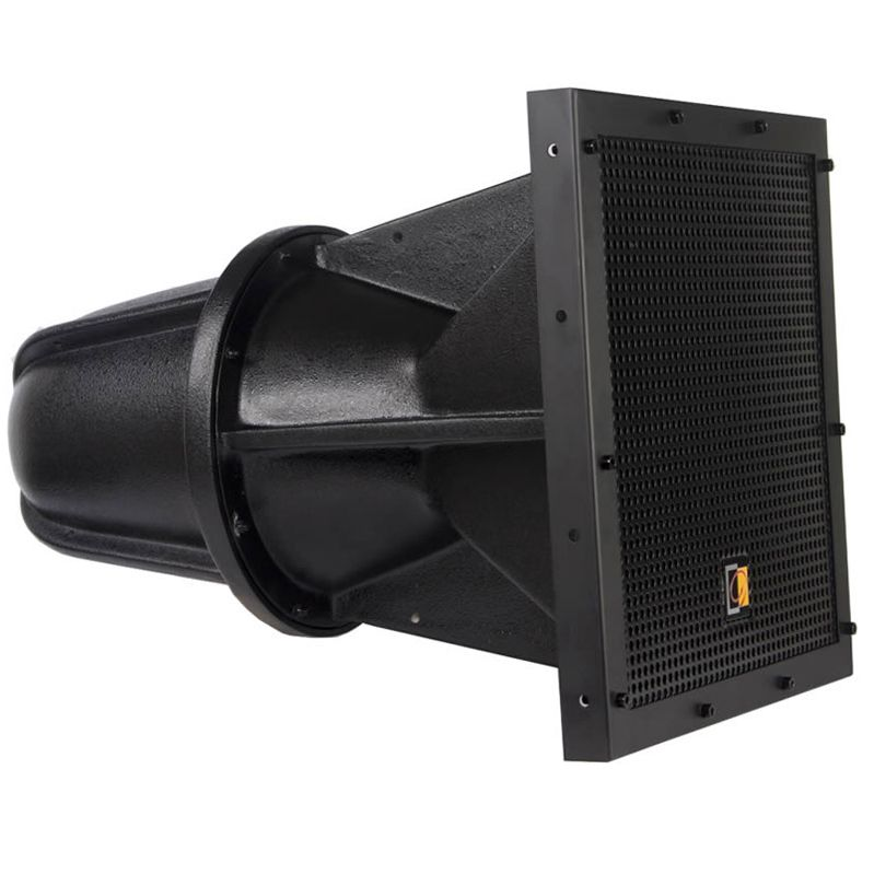 Трансляционная рупорная акустика.