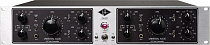 Universal Audio 2-610S Dual Channel Tube Mic/Inst Pre-EQ Silverf