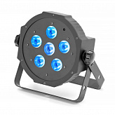 Ross Led flat PAR RGBW 6x10W RC